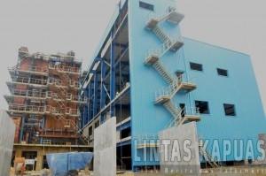 Pembangunan PLTU dengan daya 3x7 MW salah satu upaya untuk memenuhi kebutuhan industri Hilir di Kabupaten Sintang