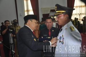 Gubernur Kalimantan Barat, Cornelis, Lantik PLT Bupati Sintang, A.Akim