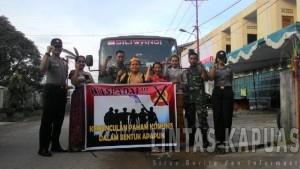 Sosialisasikan Bahaya Radikalisme dan paham aliran sesat
