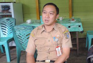 Harysinto Linoh, Kepala Dinas Kesehatan Sintang