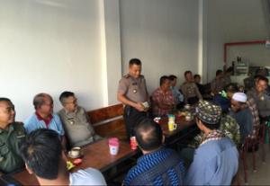 Tingkatkan jalinan Silaturahmi, Kapolres Sekadau Gelar Coffee Morning bersama Masyarakat