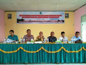 Musrembang Kecamatan Kelam Permai dihadiri 4 Anggota DPRD Dapil 4 Sintang