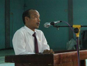 Syahroni, Anggota DPRD Dapil Sintang 4